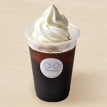 コーヒーフロート・ソフトクリーム
